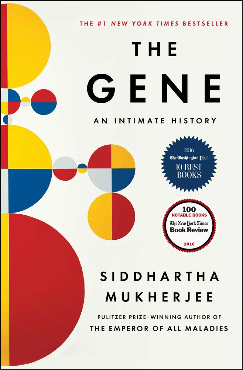 Download ebook The Gene: An Intimate History