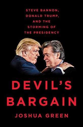 Download ebook Devil's Bargain: Steve Bannon, Donald Trump, and the Storming of the Presidency