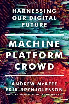 Machine, Platform, Crowd: Harnessing Our Digital Future ebook epub/pdf/prc/mobi/azw3