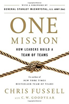 One Mission: How Leaders Build a Team of Teams ebook epub/pdf/prc/mobi/azw3