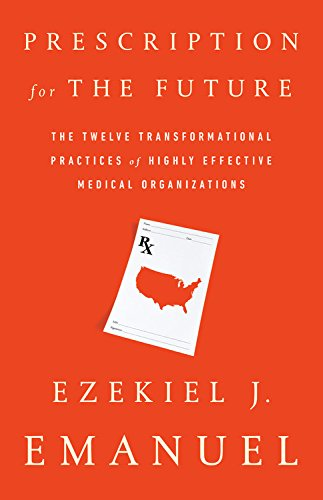 Download ebook Prescription for the Future