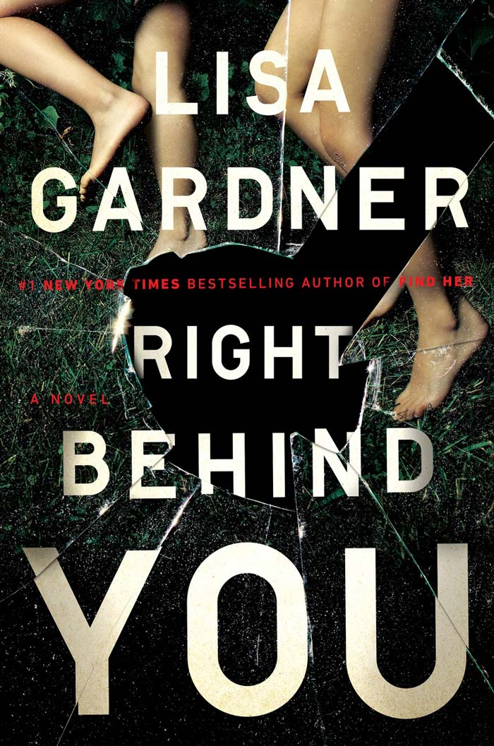 Download ebook Right Behind You