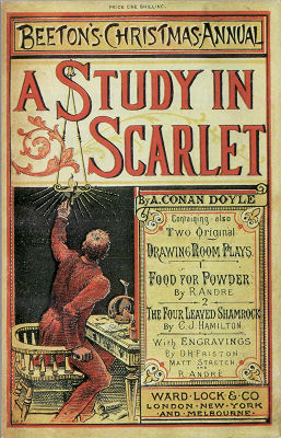 Download ebook A Study in Scarlet