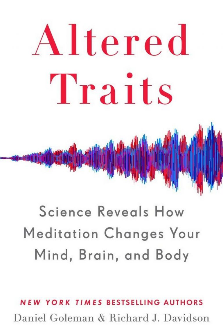 Download ebook Altered Traits