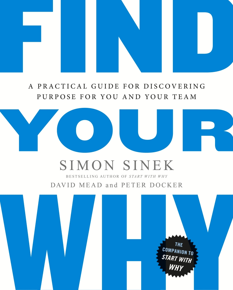 Download ebook Find Your Why