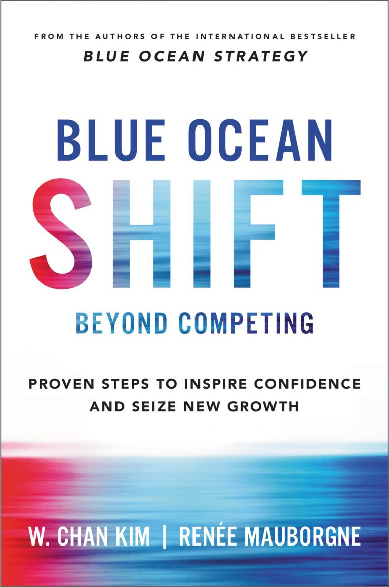Download ebook Blue Ocean Shift
