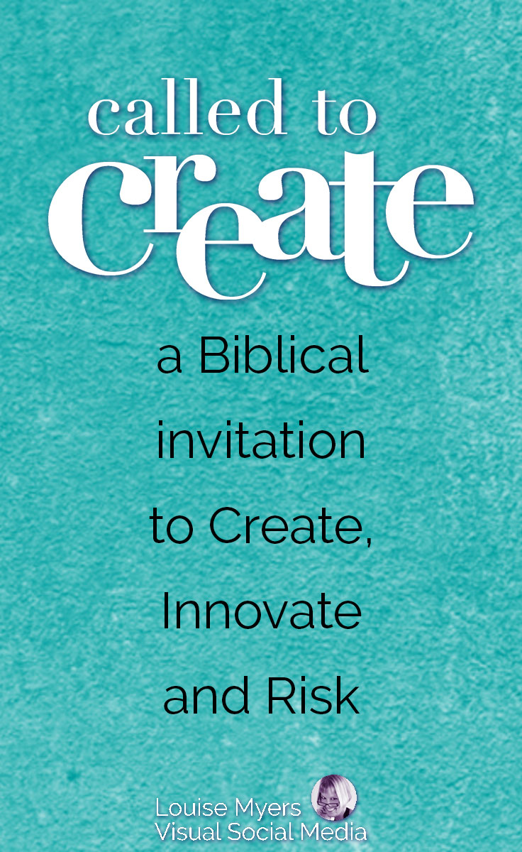 Download ebook Called to Create