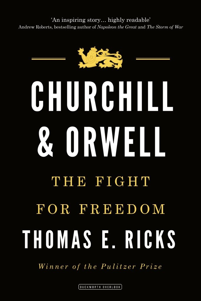 Download ebook Churchill and Orwell: The Fight for Freedom