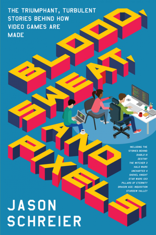 Download ebook Blood, Sweat, and Pixels
