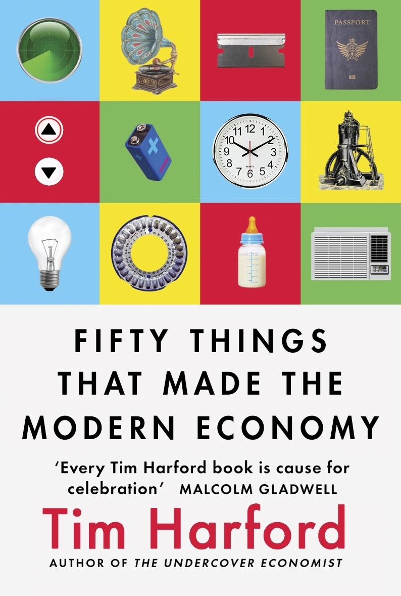 Download ebook Fifty Inventions That Shaped the Modern Economy