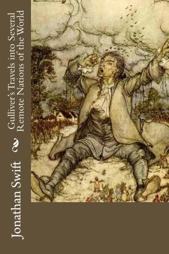 Download ebook Gulliver's Travels into Several Remote Nations of the World