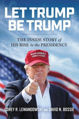 Let Trump Be Trump ebook epub/pdf/prc/mobi/azw3 download free