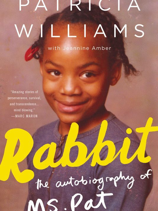 Download ebook Rabbit: The Autobiography of Ms. Pat