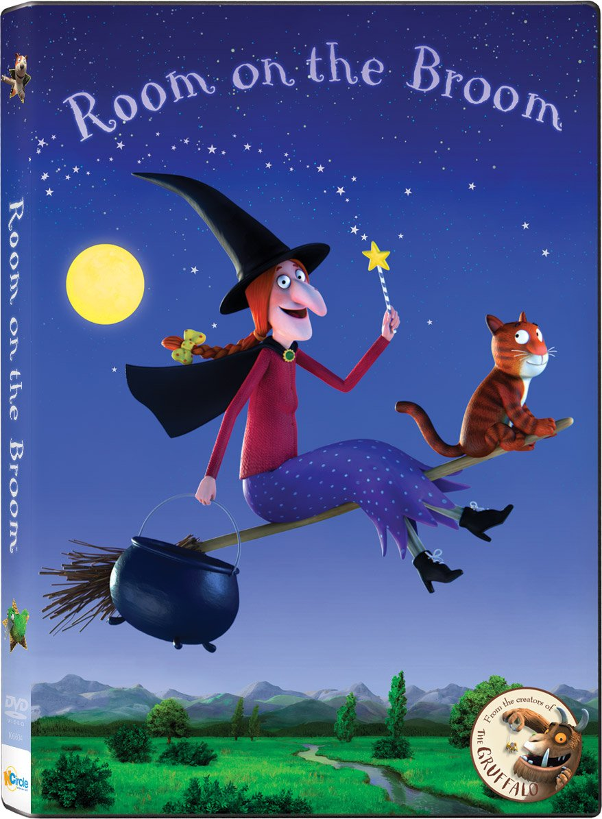 Download ebook Room on the Broom