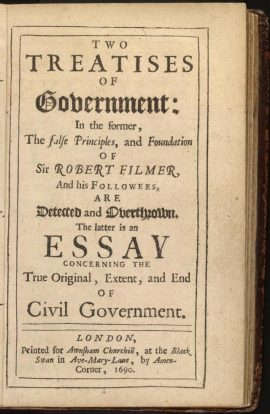 Second Treatise of Government ebook epub/pdf/prc/mobi/azw3 download free