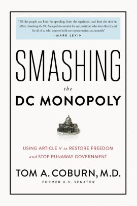 Smashing the DC Monopoly ebook epub/pdf/prc/mobi/azw3 download free