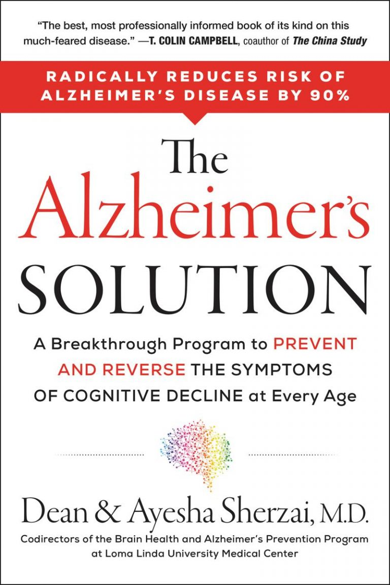Download ebook The Alzheimer's Solution