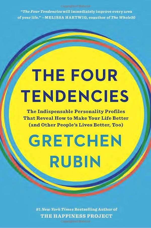 Download ebook The Four Tendencies