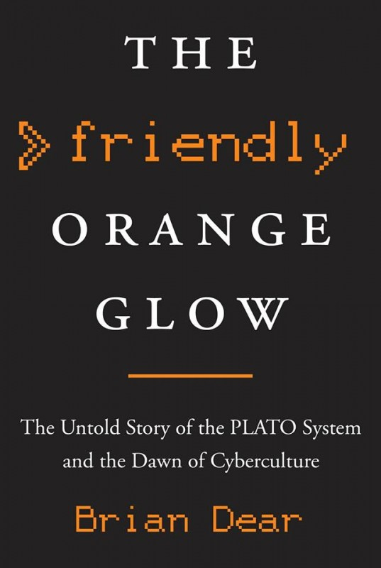 Download ebook The Friendly Orange Glow