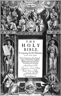 Download ebook The King James Version of the Bible