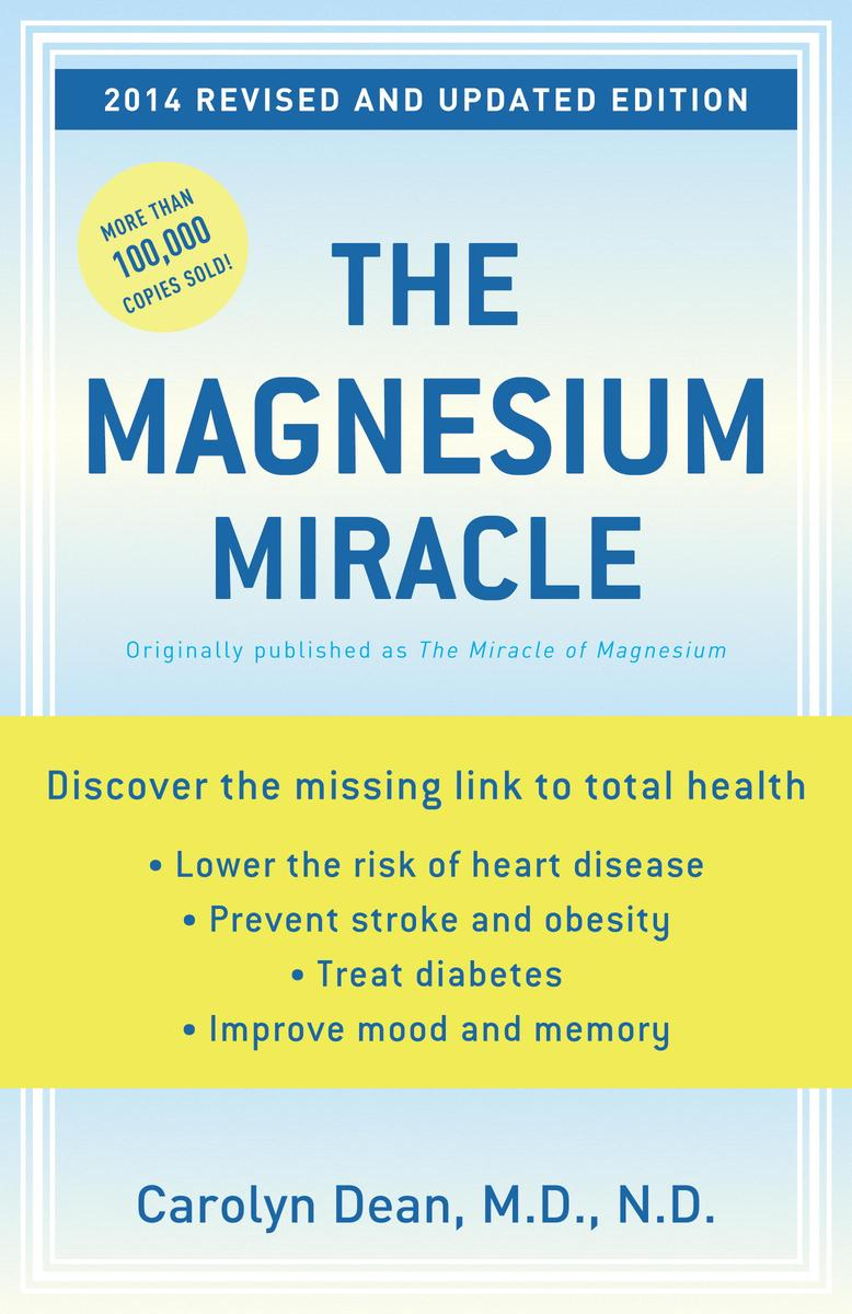 Download ebook The Magnesium Miracle