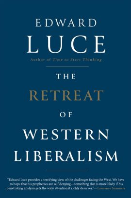 The Retreat of Western Liberalism ebook epub/pdf/prc/mobi/azw3 download free
