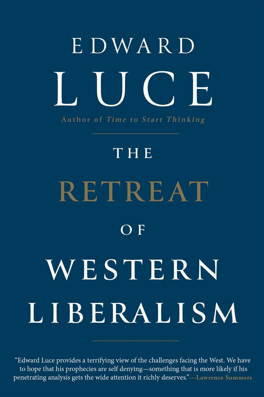 Download ebook The Retreat of Western Liberalism