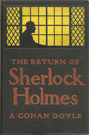 Download ebook The Return of Sherlock Holmes