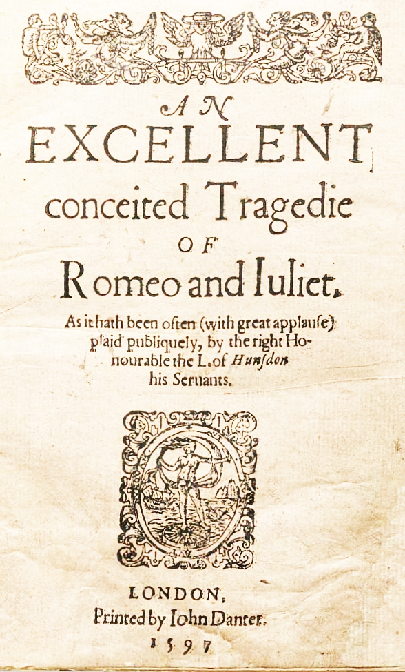 Download ebook The Tragedy of Romeo and Juliet
