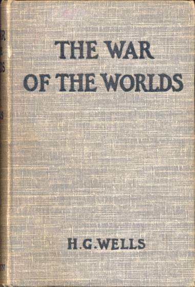 War of the worlds audio book download free.