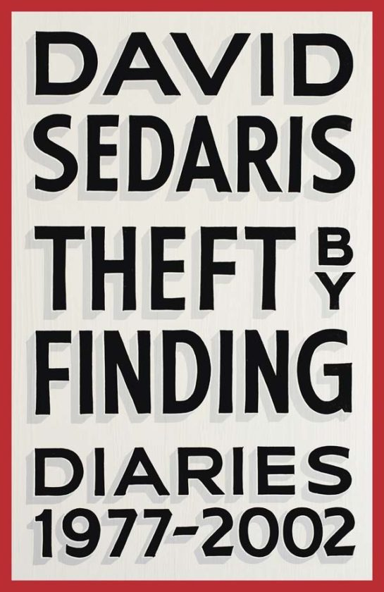 Download ebook Theft by Finding: Diaries