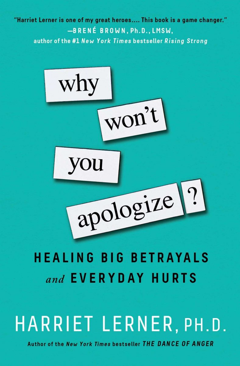 Download ebook Why Won't You Apologize