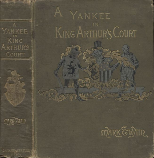Download ebook A Connecticut Yankee in King Arthur's Court