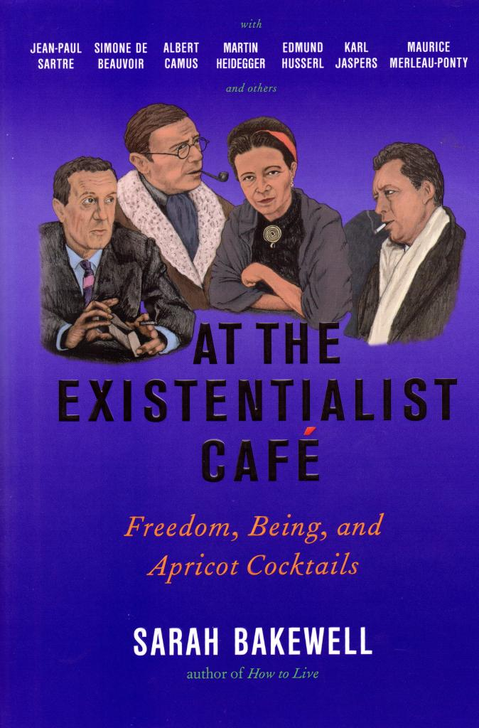 Download ebook At the Existentialist Café