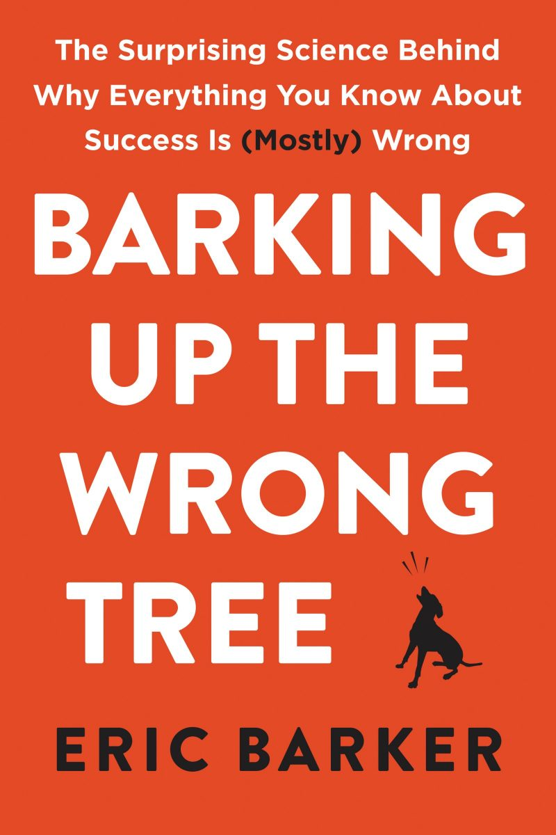 Download ebook Barking Up the Wrong Tree