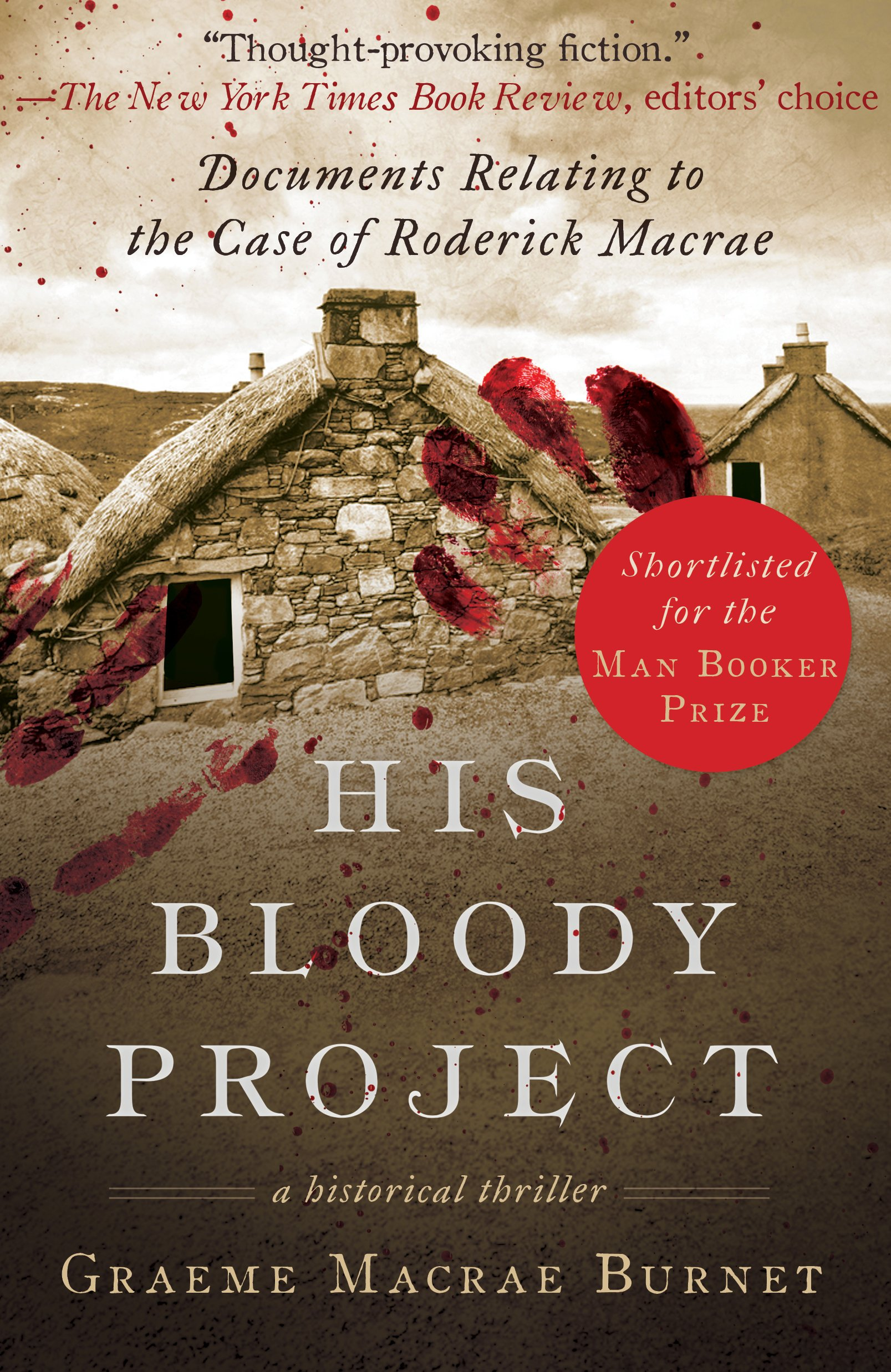 Download ebook His Bloody Project