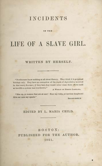 Download ebook Incidents in the Life of a Slave Girl