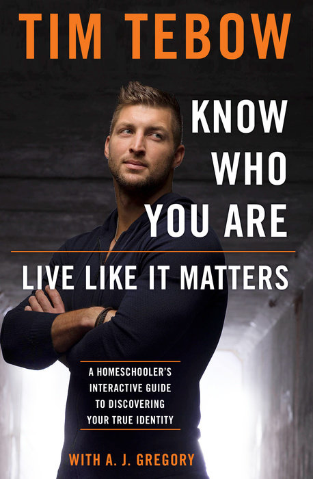 Download ebook Know Who You Are. Live Like It Matters