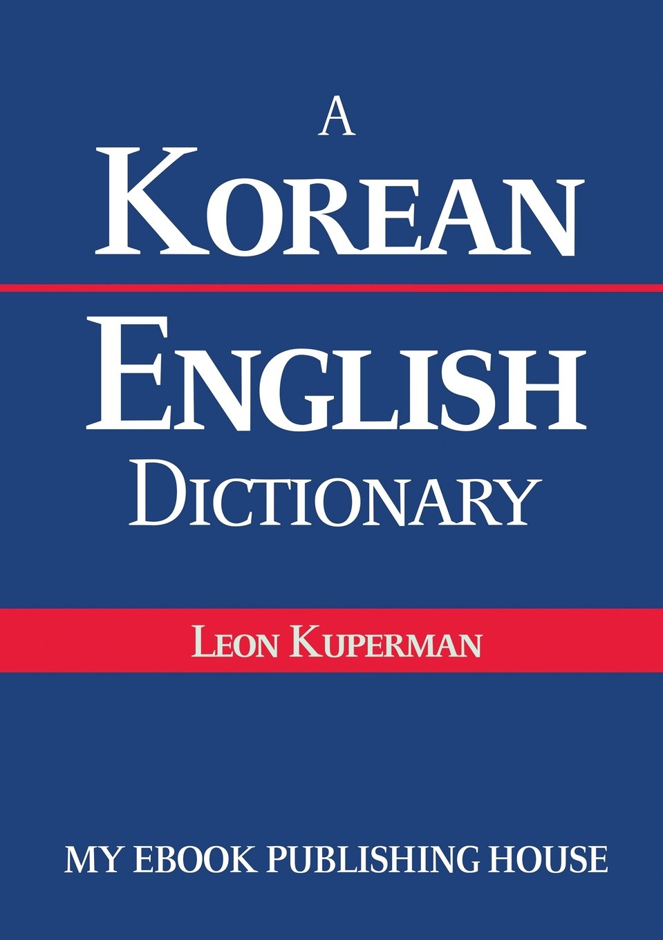 Download ebook Korean – English Dictionary