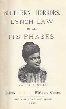 Download ebook Southern Horrors: Lynch Law in All Its Phases