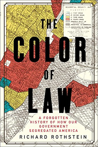Download ebook The Color of Law