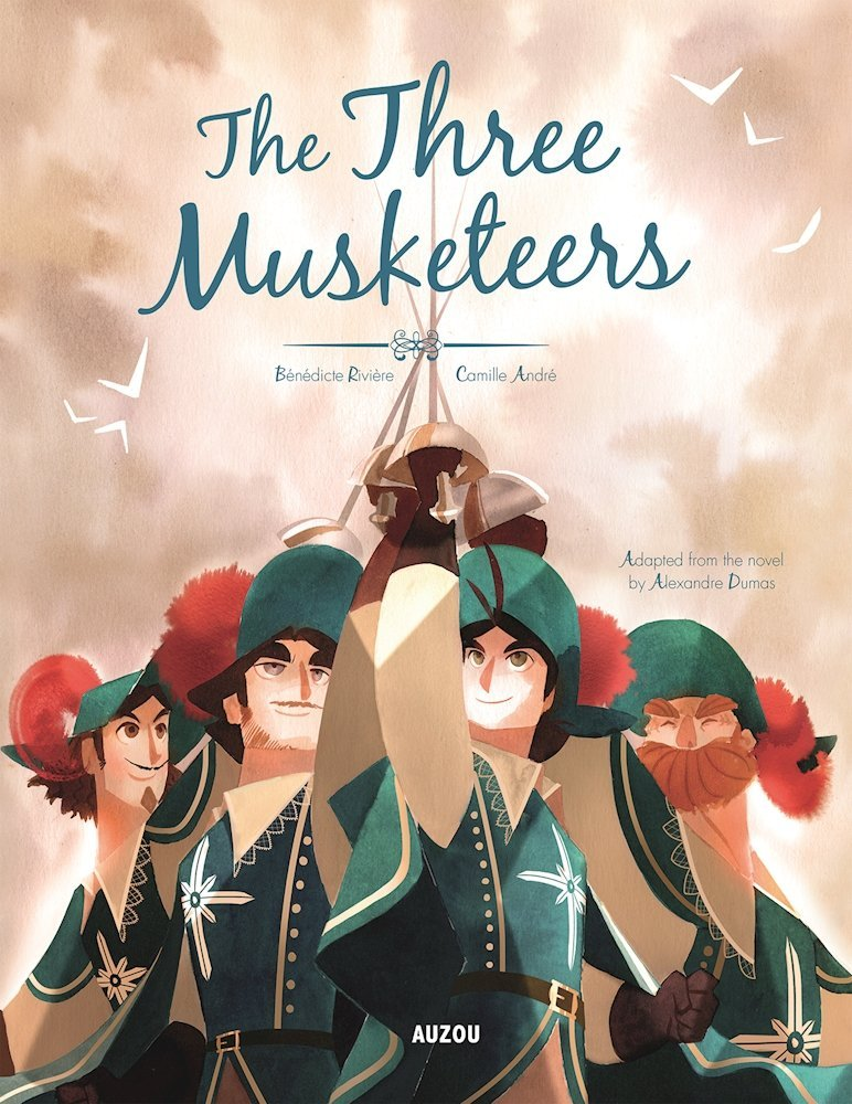 Download ebook The Three Musketeers