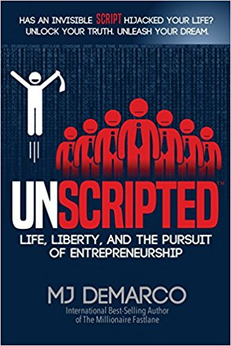 Download ebook UNSCRIPTED: Life, Liberty, and the Pursuit of Entrepreneurship