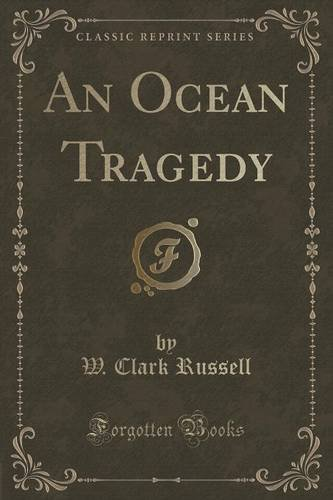 Download ebook An Ocean Tragedy