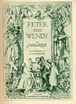 Download ebook Peter and Wendy