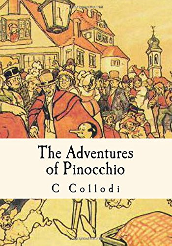Download ebook The Adventures of Pinocchio