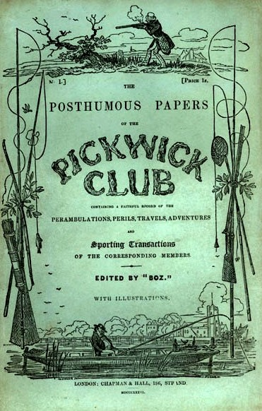 Download ebook The Pickwick Papers